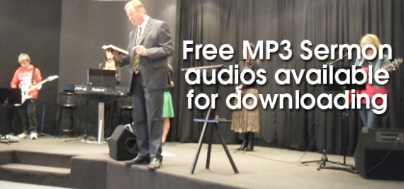 Download FREE MP3 sermon audio files
