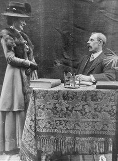 Stella and Frank Boreham