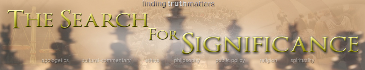 finding truth matters