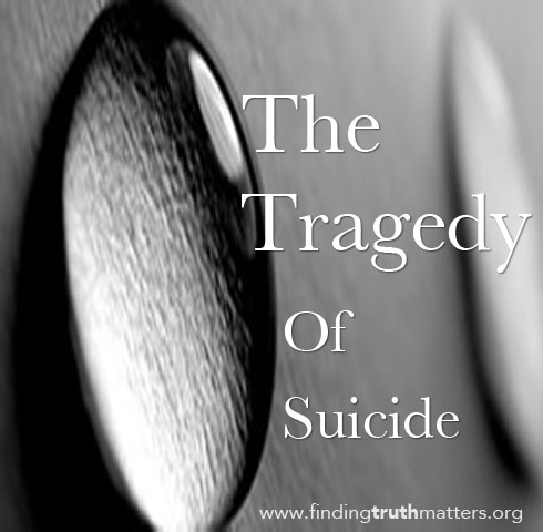 The Tragedy of Suicide