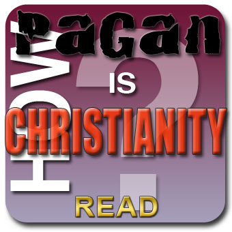 How Pagan Is Christianity?  A response to Barna and Viola