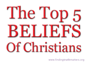 What Do Christians Really Believe? (You might be surprised!)