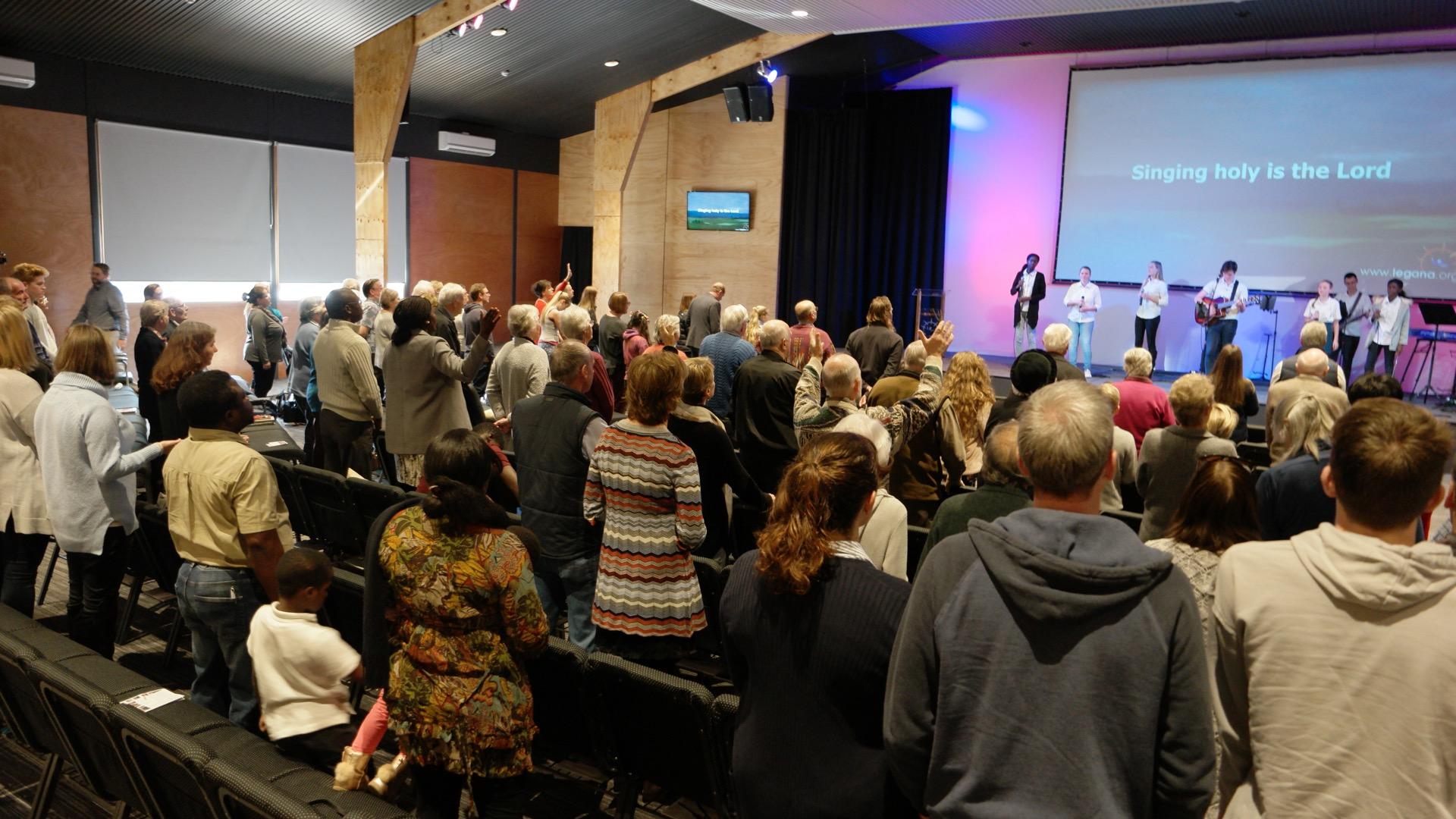 Pentecostal Worship - finding truth matters